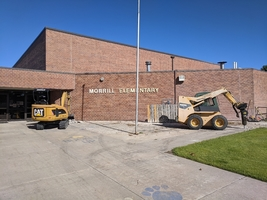 Concrete Repair at Elementary Today