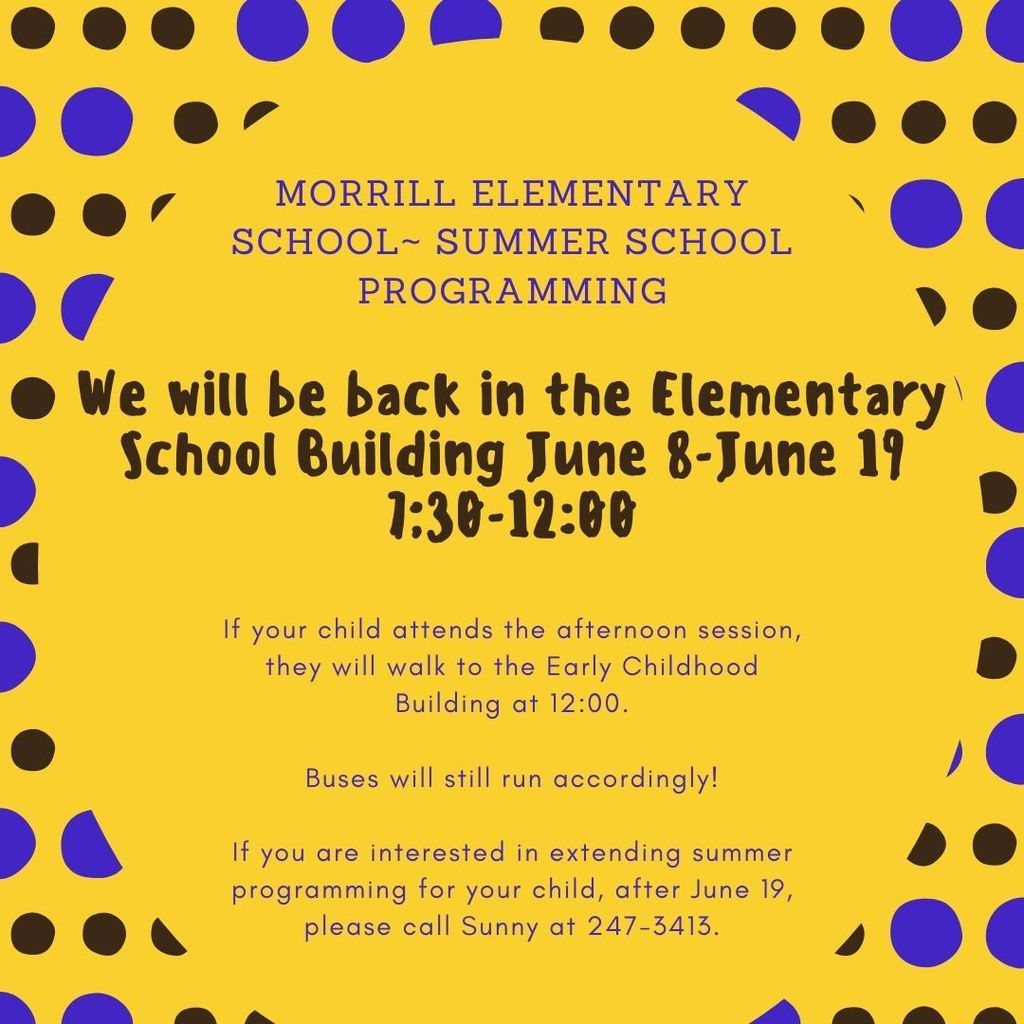 Summer School Note 6/5/2020